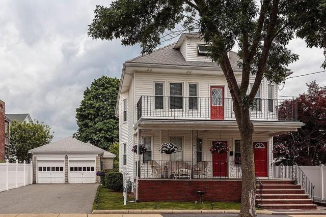 10 River St #2, Arlington, MA 02474 (MLS #72394528) :: ALANTE Real Estate