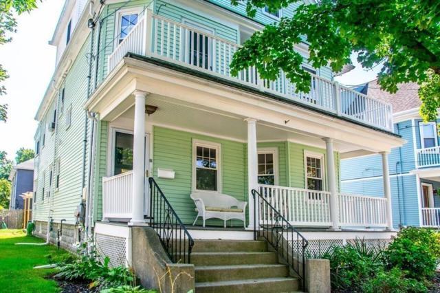 81 Cleveland St #2, Arlington, MA 02474 (MLS #72394651) :: Westcott Properties