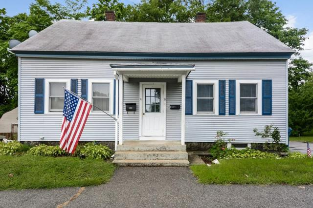 9-11 Grove St, Northbridge, MA 01588 (MLS #72394990) :: ALANTE Real Estate