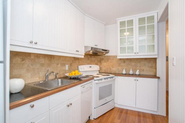32 Winchester St #1, Brookline, MA 02446 (MLS #72395452) :: The Gillach Group