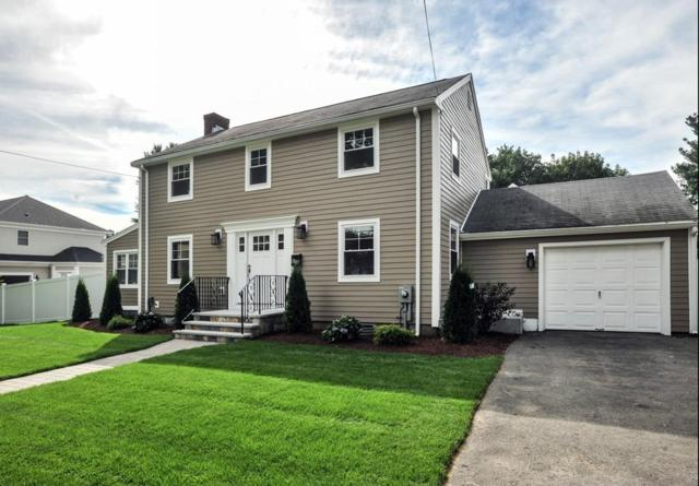 478 Weston Road, Wellesley, MA 02482 (MLS #72395579) :: The Gillach Group