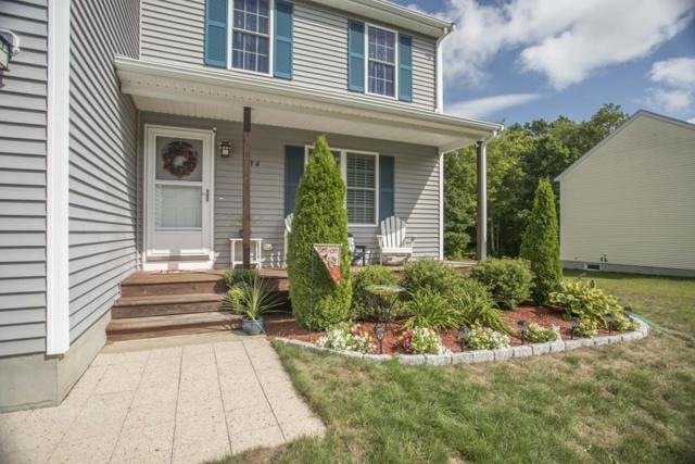 934 Dighton Woods Cir, Dighton, MA 02715 (MLS #72396031) :: Anytime Realty