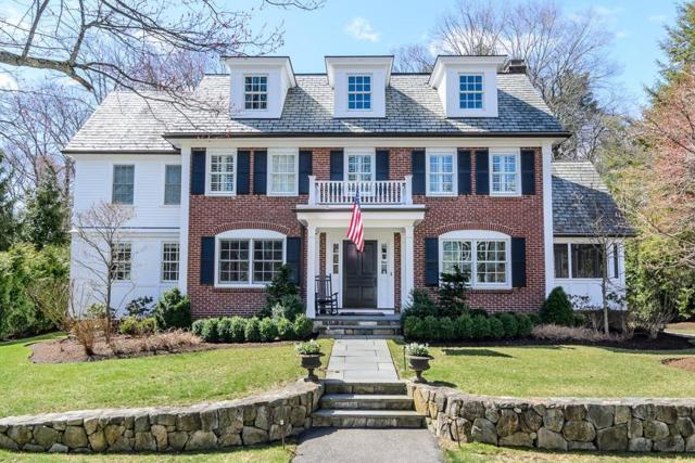 25 Kenilworth Rd, Wellesley, MA 02482 (MLS #72396531) :: The Gillach Group