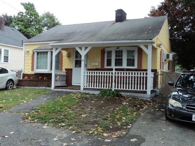 33 Elmwood Rd, Methuen, MA 01844 (MLS #72397375) :: Exit Realty