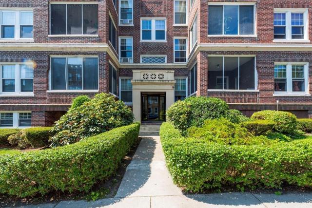 5 Vinal Street #7, Boston, MA 02135 (MLS #72397973) :: Vanguard Realty