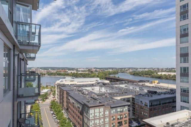 375 Canal St #1108, Somerville, MA 02145 (MLS #72397994) :: Mission Realty Advisors