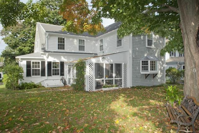 12 Pond Street, Hingham, MA 02043 (MLS #72398023) :: Apple Country Team of Keller Williams Realty