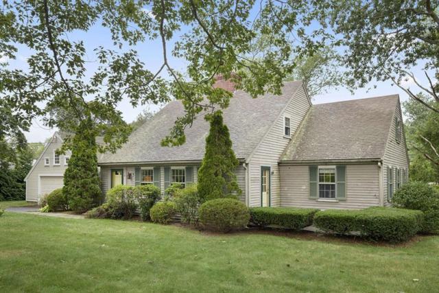 6 Weston Road, Duxbury, MA 02332 (MLS #72398096) :: ALANTE Real Estate