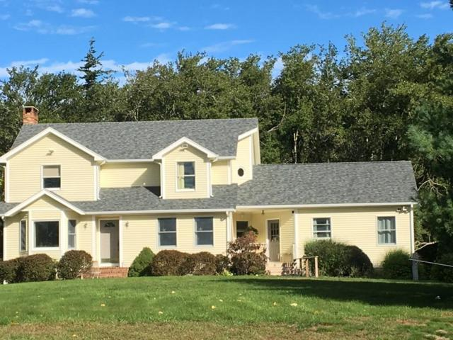 973 Russells Mills Rd, Dartmouth, MA 02748 (MLS #72398906) :: Local Property Shop