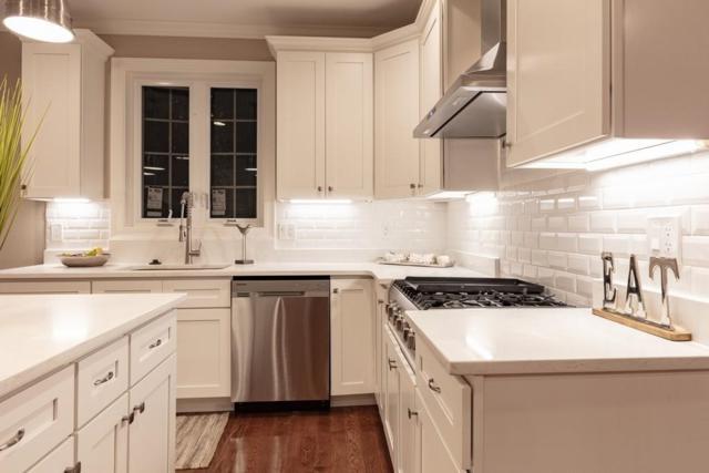 81 Crescent Street, Newton, MA 02466 (MLS #72399886) :: ALANTE Real Estate