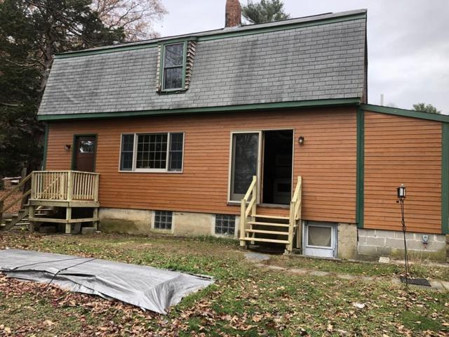 10 Quitticas Ave, Freetown, MA 02717 (MLS #72400023) :: Apple Country Team of Keller Williams Realty