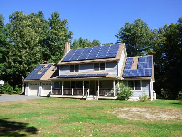 64 Old Stage Road, Montague, MA 01351 (MLS #72401289) :: Westcott Properties