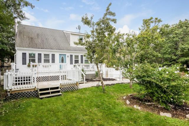 1 Falmouth Rd, Plymouth, MA 02360 (MLS #72403920) :: Local Property Shop