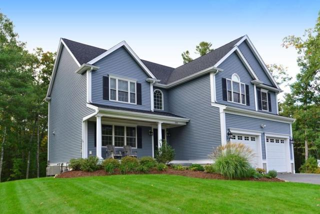 105 Joseph Circle, Northbridge, MA 01588 (MLS #72408149) :: ALANTE Real Estate