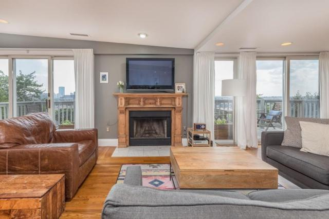 40 Mead Street #3, Boston, MA 02129 (MLS #72408742) :: Local Property Shop