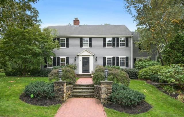 9 Deerfield Rd, Wellesley, MA 02481 (MLS #72408744) :: ALANTE Real Estate