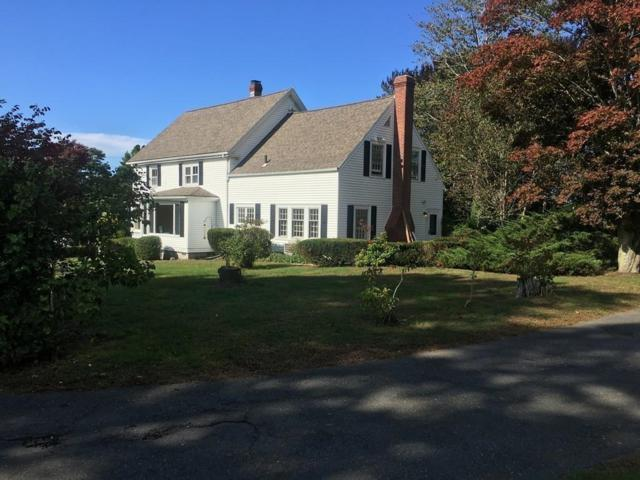 33 Middle Street, Dartmouth, MA 02748 (MLS #72409302) :: Local Property Shop