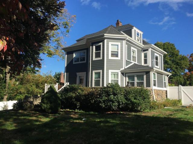 196 Pleasant St, Walpole, MA 02032 (MLS #72409897) :: Welchman Real Estate Group | Keller Williams Luxury International Division