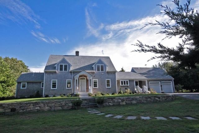 128 Star Of The Sea Dr, Dartmouth, MA 02748 (MLS #72410296) :: Westcott Properties