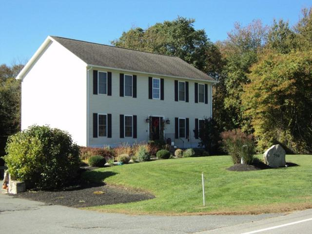 790 Faunce Corner Rd, Dartmouth, MA 02747 (MLS #72410836) :: Anytime Realty