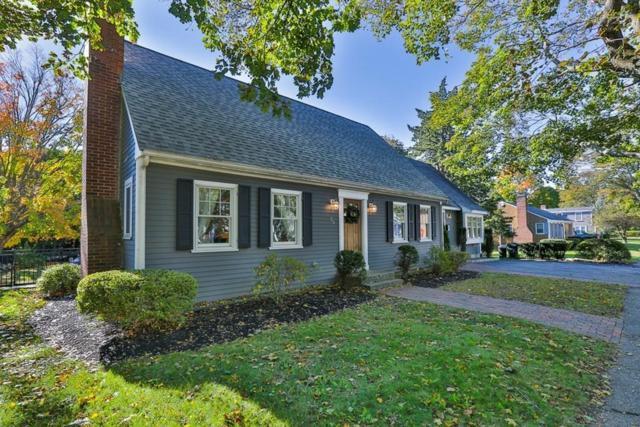 25 Beacon Avenue, Newburyport, MA 01950 (MLS #72411634) :: Vanguard Realty