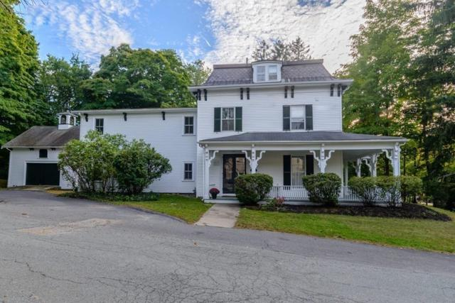 1 Bird Hill Ave, Wellesley, MA 02481 (MLS #72411783) :: ALANTE Real Estate