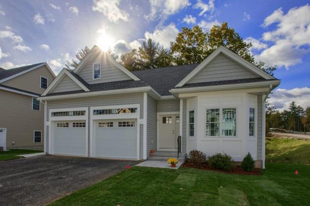 2 Tucker Terrace Lot 12, Methuen, MA 01844 (MLS #72411990) :: Westcott Properties