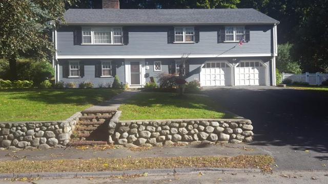 57 Morrison Road West, Wakefield, MA 01880 (MLS #72412095) :: COSMOPOLITAN Real Estate Inc