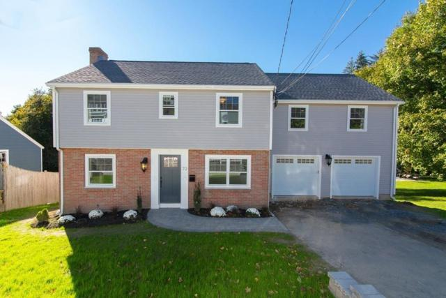 70 Marion Street, Natick, MA 01760 (MLS #72412256) :: Commonwealth Standard Realty Co.