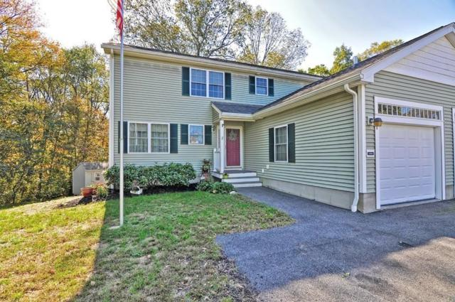 1 Mink Cir, Worcester, MA 01604 (MLS #72412489) :: Hergenrother Realty Group