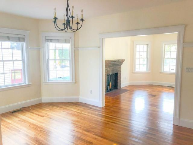 40 Hurlcroft Ave #1, Medford, MA 02155 (MLS #72412831) :: COSMOPOLITAN Real Estate Inc