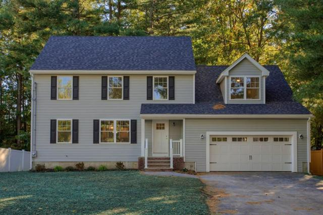 240 Cabot Rd., Tewksbury, MA 01876 (MLS #72412883) :: EdVantage Home Group