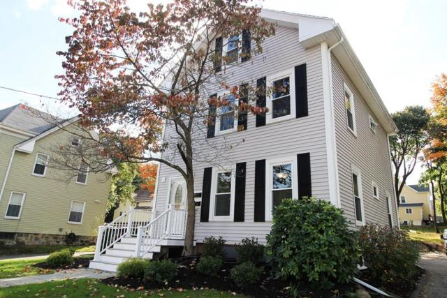 51 Nahant St. #1, Wakefield, MA 01880 (MLS #72413383) :: COSMOPOLITAN Real Estate Inc