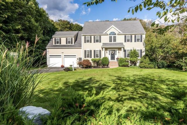 8 Tiffany Mill Ln, Hanover, MA 02339 (MLS #72413685) :: Vanguard Realty
