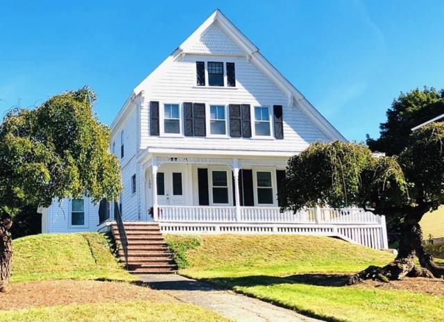 105 Grant St., Weymouth, MA 02189 (MLS #72413731) :: Mission Realty Advisors