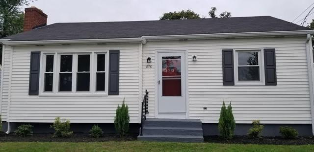 876 Willett Ave, East Providence, RI 02915 (MLS #72413908) :: Westcott Properties