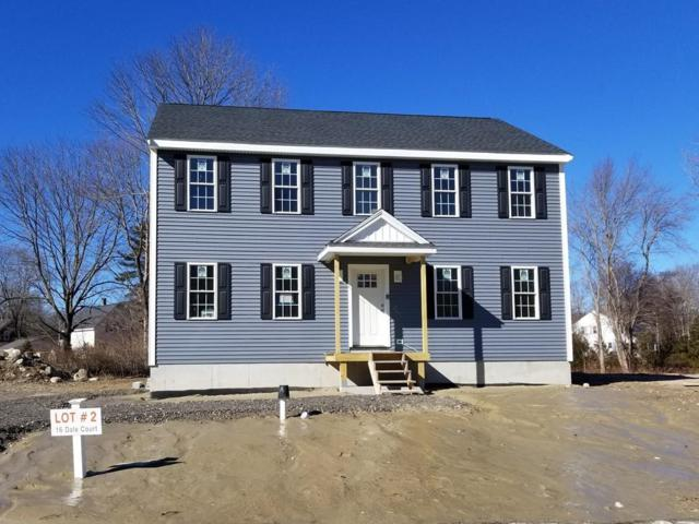 16 Dale Court  (Lot 2), Attleboro, MA 02703 (MLS #72414307) :: Mission Realty Advisors