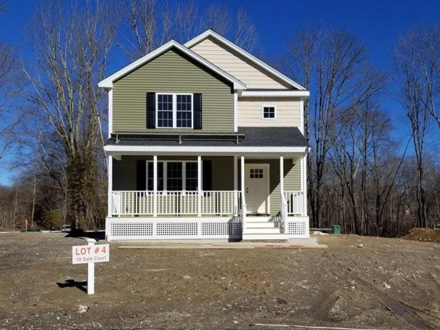 19 Dale Court  (Lot 4), Attleboro, MA 02703 (MLS #72414308) :: Mission Realty Advisors