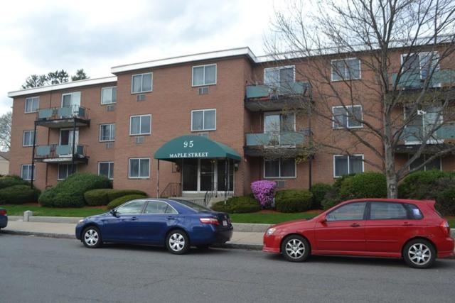 95-99 Maple St #14, Malden, MA 02148 (MLS #72414808) :: Charlesgate Realty Group