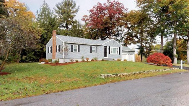 1 Green Acre, Chelmsford, MA 01824 (MLS #72415329) :: Vanguard Realty