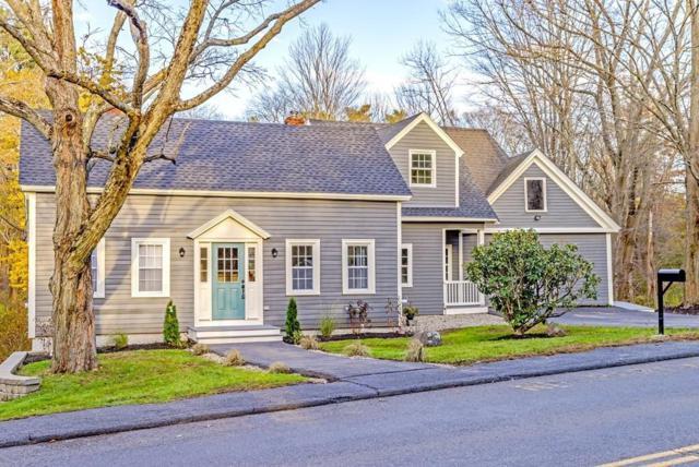 167 Russell Street, Peabody, MA 01960 (MLS #72417426) :: Westcott Properties