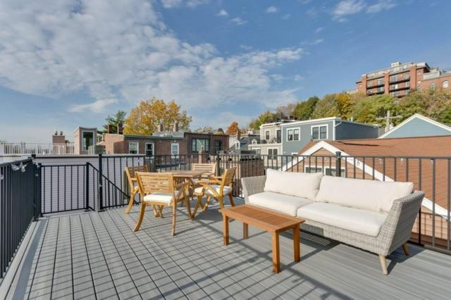 32 Mead Street #3, Boston, MA 02129 (MLS #72418458) :: Trust Realty One