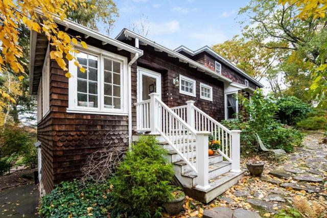 21 Duffield Road, Newton, MA 02466 (MLS #72418810) :: ALANTE Real Estate