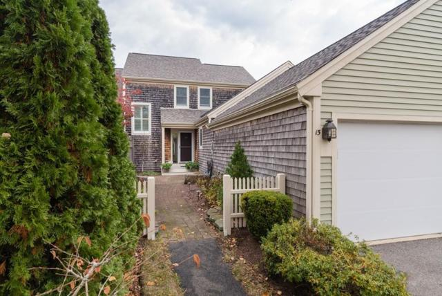 15 Old Langmore Way #15, Plymouth, MA 02360 (MLS #72419897) :: Trust Realty One