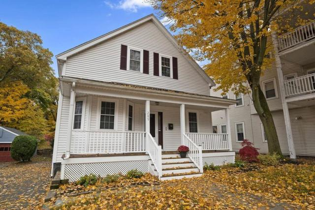 289 Whitwell St, Quincy, MA 02169 (MLS #72420638) :: Westcott Properties