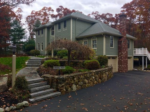 160 Mountain Street, Sharon, MA 02067 (MLS #72421417) :: Primary National Residential Brokerage