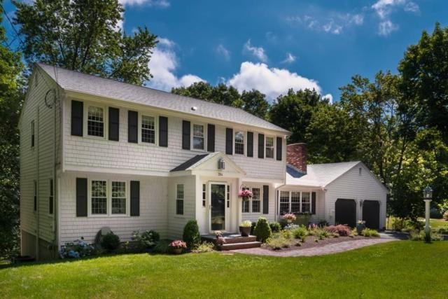 284 High Street, Hingham, MA 02043 (MLS #72421963) :: ALANTE Real Estate