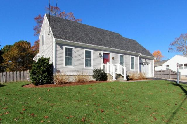 33 Bluff Ave, Mashpee, MA 02649 (MLS #72422114) :: ALANTE Real Estate
