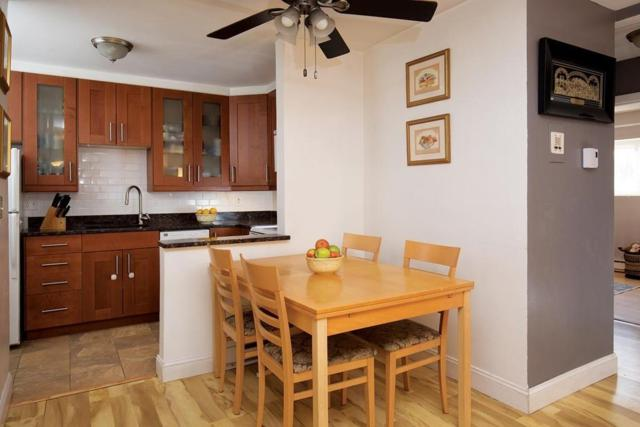 2 Larose Place #6, Boston, MA 02135 (MLS #72422131) :: Hergenrother Realty Group