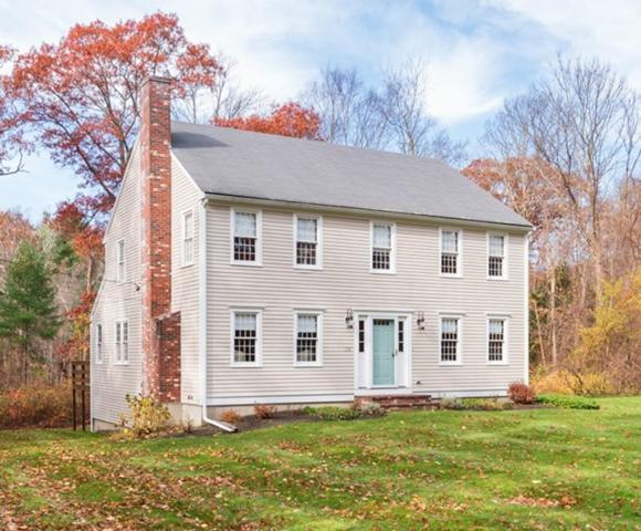 154/156 Booth Hill Rd, Scituate, MA 02066 (MLS #72423564) :: Westcott Properties